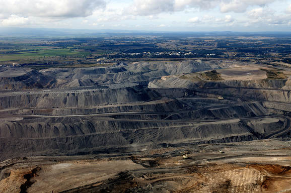 Picture Coal Mines