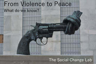 From Violence to Peace: What do we know?